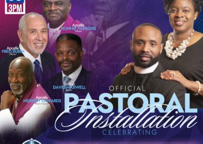 Pastoral Installation